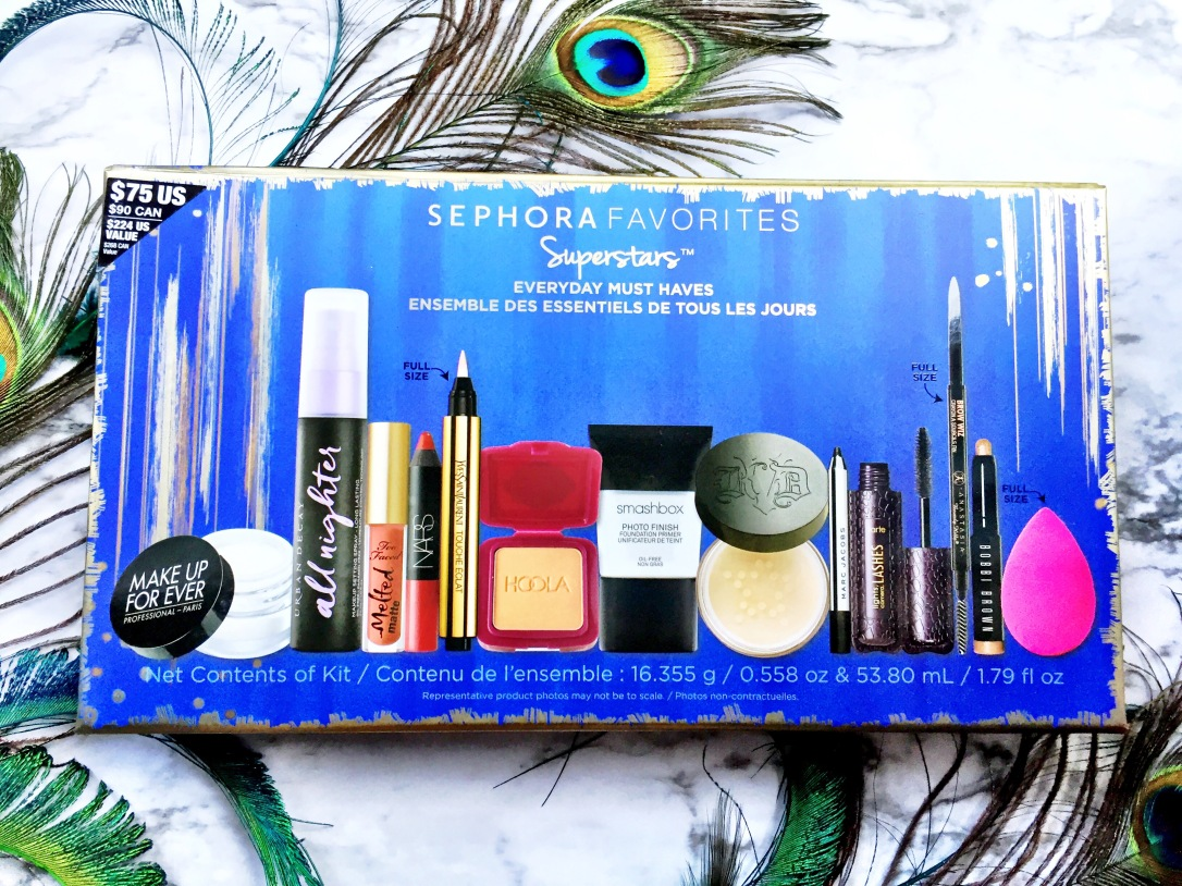 Sephora Favorites Superstars Everyday Must Haves 2017