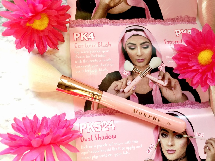 Morphe PK4 Contour Blush Brush