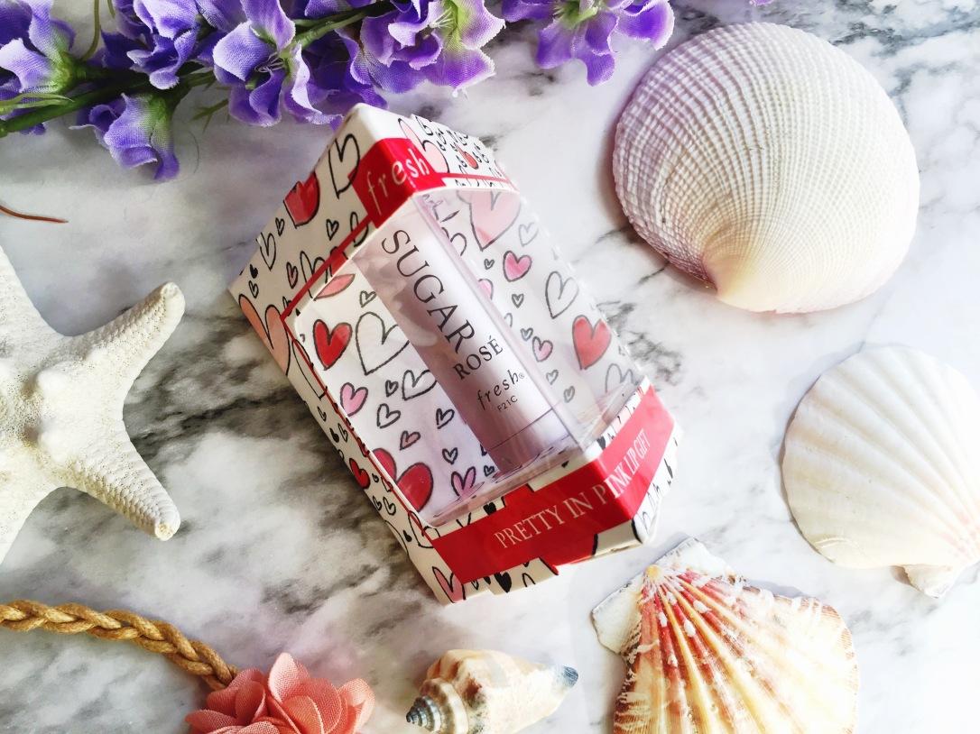 Fresh Sugar Lip Treatment in Rose
