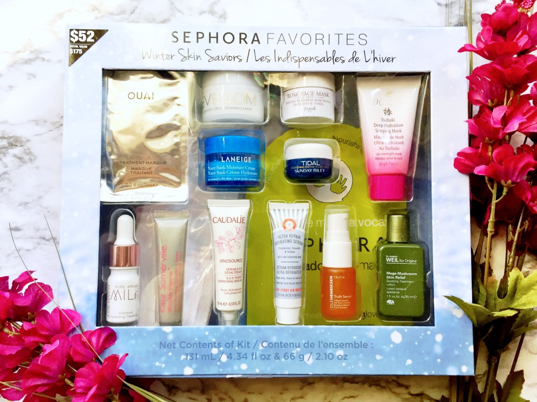 Sephora Favorites Winter Skin Saviors