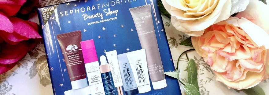 Sephora Favorites Beauty Sleep Set