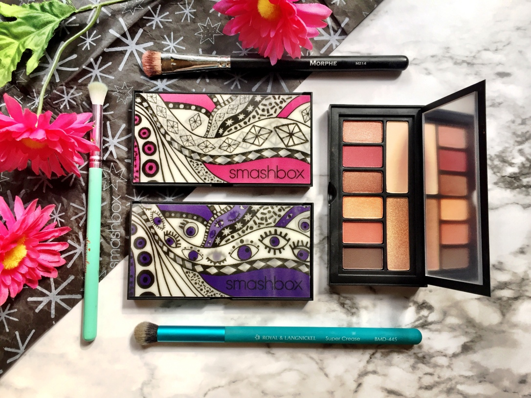 Smashbox Cover Shot: Eye Palette in Ablaze