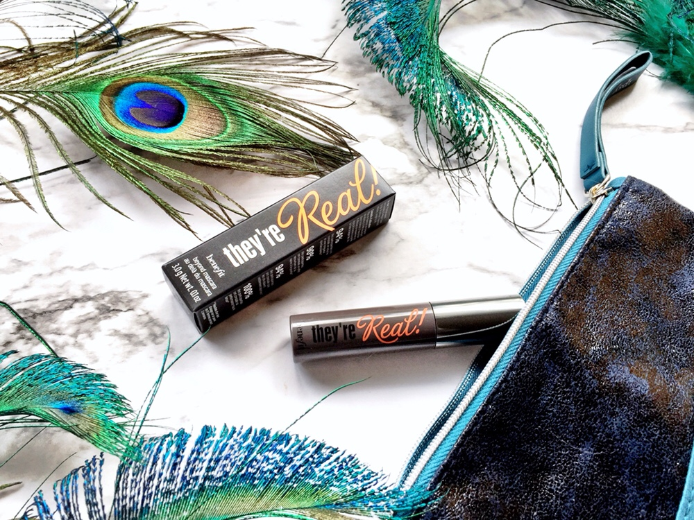 Benefit They're Real Lengthening & Volumizing Mascara